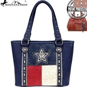 Concealed and Carry Tote/Purse